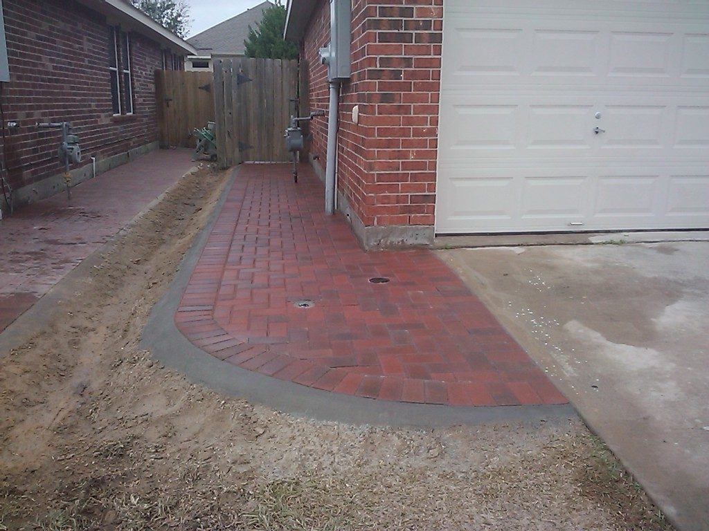 houston pavers
