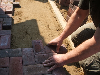Paver Installers