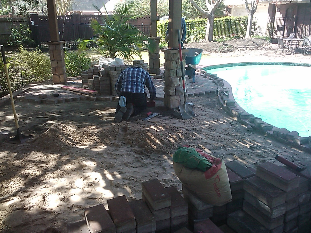 pool pavers houston
