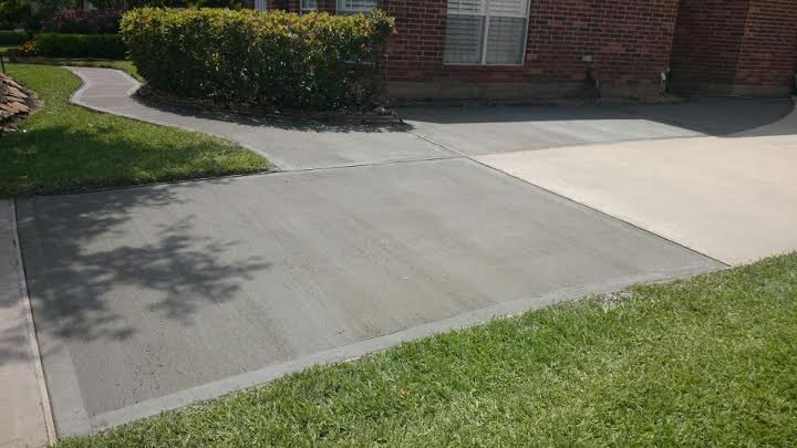 Driveway Repair Add On 187 Paramount Foundation